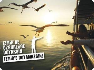 'İzmir'e Doyamazsın' sloganıyla yerli turistler hedefleniyor