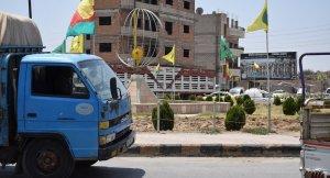 KDP-S üyesi 5 yetkili, Rojava'da gözaltına alındı