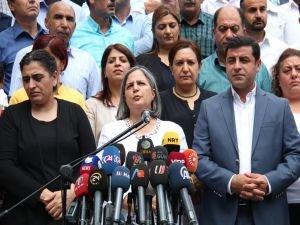 HDP'li vekiller ifadeye çağırıldı!