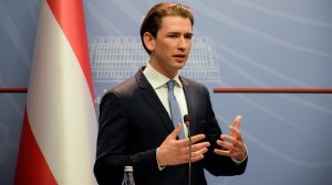 Avusturya Dışişleri Bakanı Sebastian Kurz, haddini aştı!