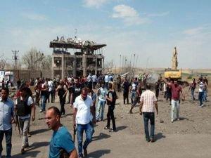 Diyarbakır'da 10 ton patlayıcı kullanmışlar!