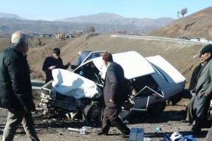 Batman'da trafik kazası: 1 ölü 3 yaralı