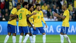 Brezilya finale çıktı!