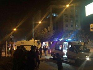 Van'da patlama: 3 ölü, 40 yaralı
