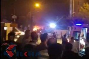 Van Valiliği'nden açıklama: saldırıda 3 ölü, 40 yaralı