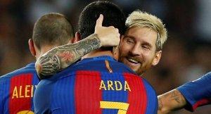 İspanya Süper Kupası Barcelona'nın