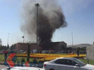 Flaş iddia: Elazığ'daki bombacı polis mi?