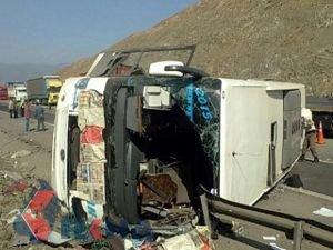 Gaziantep'te korkunç kaza: 4 ölü 31 yaralı