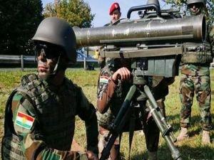 Almanya, Peşmerge'ye silah yardımını tekrar başlattı