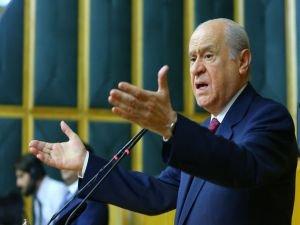 MHP lideri Bahçeli'den Elazığ açıklaması!