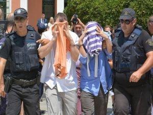 Darbeci askerler için iade talebi Yunanistan'a ulaştı