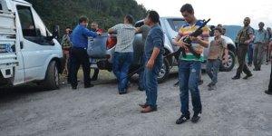 Ordu'nun Gölköy İlçesi kırsalında PKK'lılarla sıcak temas sağlandı