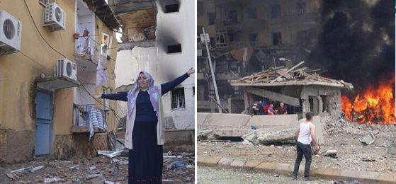 PKK Şiddeti ve Kürtler!
