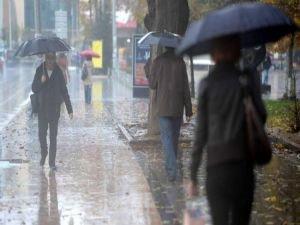 Meteorolojiden Tunceli ve Bingöl İçin yağış uyarısı