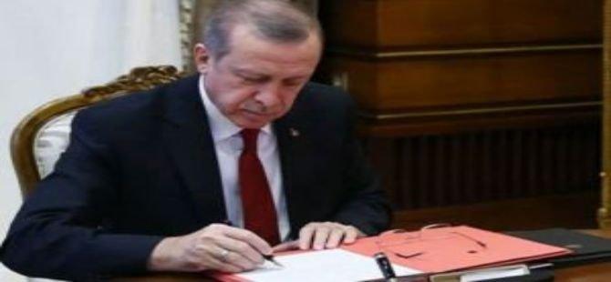 Cumhurbaşkanı emeklilik konununu imzaladı