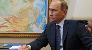 Rusya Devlet Başkanı Putin Kırım'da