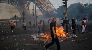 Fransa'da turist sayısında büyük düşüş
