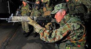 Japon Savunma Bakanlığı'ndan rekor bütçe talebi