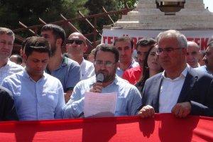 Bingöl'de PKK'ya öfke büyük saldırılar lanetlendi