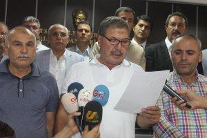 Şanlıurfa'daki 60 STK PKK'ya sert tepki gösterdi