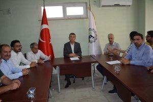 Batman'daki siyasi parti ve STK'larda PKK'ye tepki gösterdi
