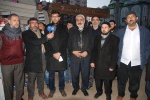 STK'lardan sur halkına yardımlar devam ediyor