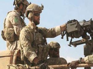 PYD ve YPG, Kuzey Suriye'de ABD adına savaşıyor
