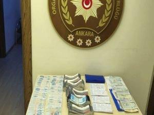 Kolejin kasasından 6.5 milyon lira çıktı!
