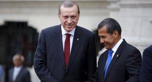 Erdoğan, Şili'den ardından Peru'ya geçti