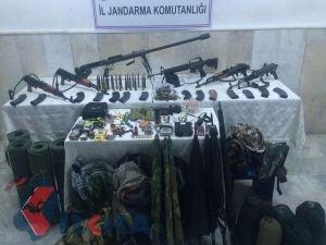 Ağrı'da 4 PKK'lı öldürüldü