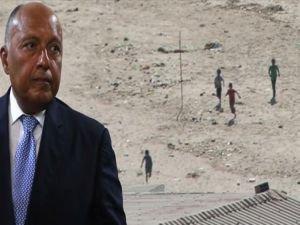Mısır Dışişleri Bakanı Şükri: Çocukları katleden İsrail'i böyle savundu