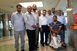Elazğı'da motosiklet kazası: 4 yaralı