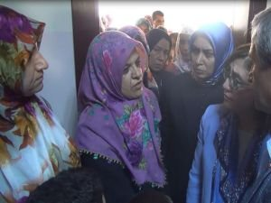 HDP'lilerden Taziyede Küstahlık!