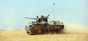 """Suriye Operasyonu'nun adı: """"Fırat Kalkanı"""""""