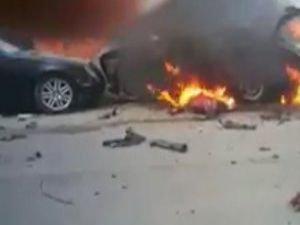 DAEŞ'in 4 bombalı aracı imha edildi