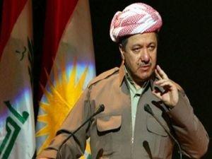 """IKBY Başkanı Barzani:""""Bölgede büyük değişimler kapıda"""""""