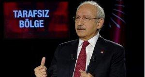 Kılıçdaroğlu'ndan Aylin Nazlıaka'ya açıklaması
