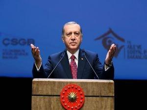 Erdoğan ziyareti öncesinde Gaziantep'te güvenlik üst düzey