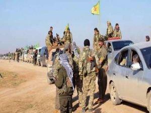 Terör örgütü YPG Fırat'ın batısından çekiliyor