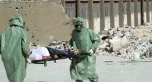 """""""Guta'daki kimyasal saldırı Fransa'nın işi"""""""