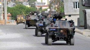 Diyarbakır'da Operasyon ve Sokağa Çıkma Yasağı!