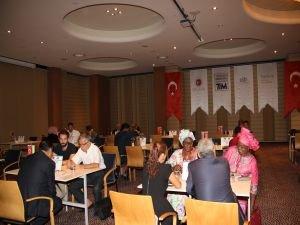 EİB, İEF'de ithalatçılarla ihracatçıları buluşturdu