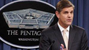 Pentagon Sözcüsü Peter Cook: YPG sözünü tutsun