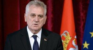 Sırbistan Cumhurbaşkanı'ndan Hırvatistan'a zeytin dalı
