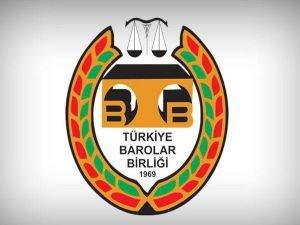 TÜrkiye Barolar Birliği, Adli Yıl açılış törenine katılmama kararı aldı