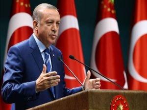 Erdoğan: Obama, Rakka için birlikte bir şeyler yapmak istiyor