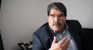 PYD'nin elebaşı Salih Müslim'den küstah tehdit