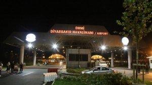 Diyarbakır havalimanına roketatarlı saldırı!