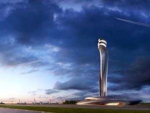 İstanbul Yeni Havalimanı'na Ödül!