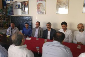 HÜDA PAR, Gaziantep katliamı mağdurlarını ziyaret etti